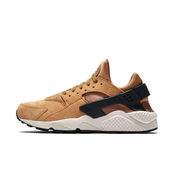 low priced 3044a 26fb3 Nike Nike Air Huarache Premium Men s Shoe - Brown SOLEHEAVEN
