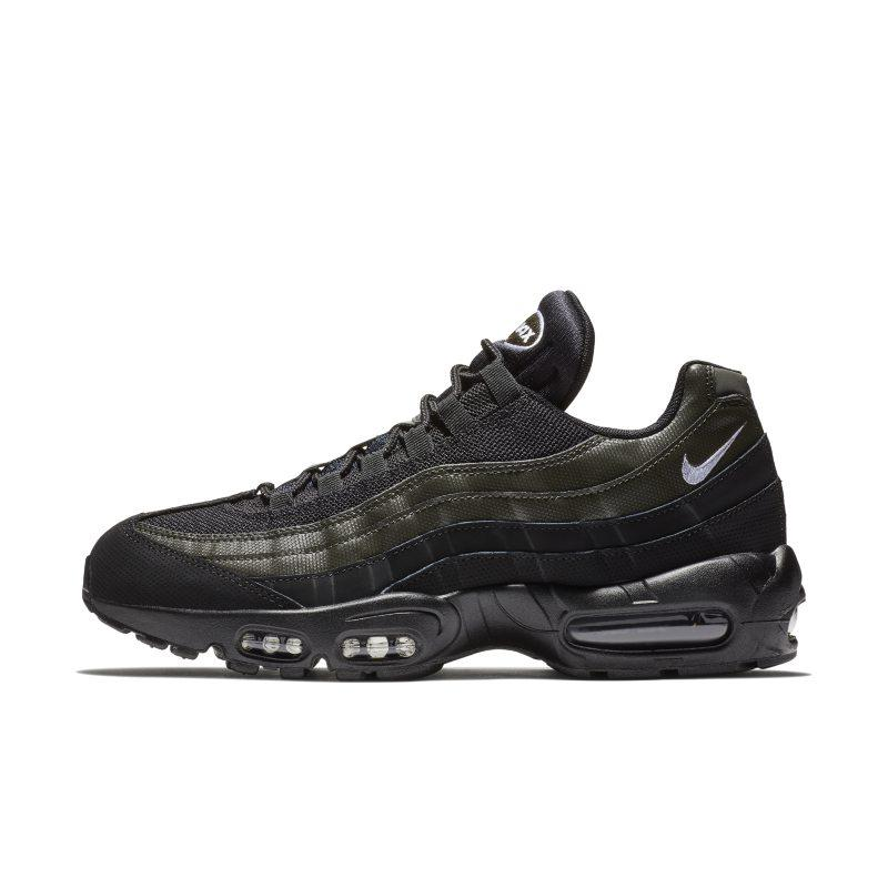 Nike Nike Air Max 95 Essential Men's Shoe - Black SOLEHEAVEN