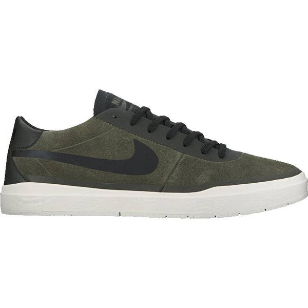 Nike SB Bruin Hyperfeel Skate Shoes - Sequoia/Black