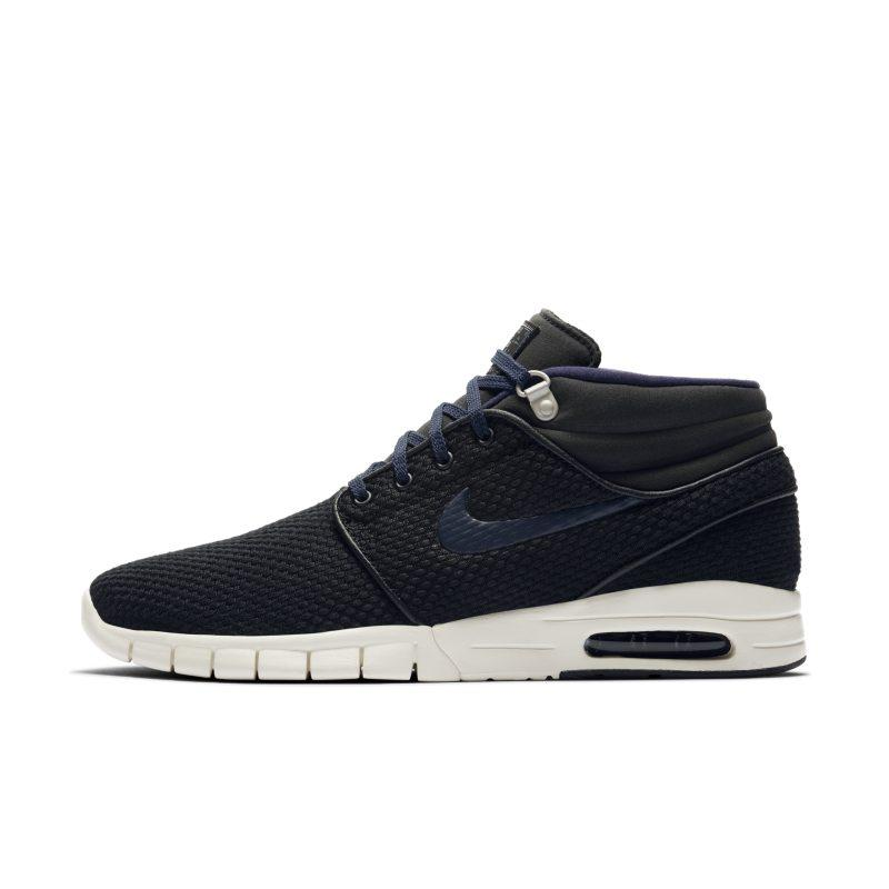 Nike Nike SB Stefan Janoski Max Mid Men's Skateboarding Shoe Black at Soleheaven Curated Collections