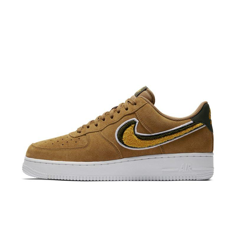 Nike Nike Air Force 1 Low 07 LV8 Men's Shoe - Brown SOLEHEAVEN
