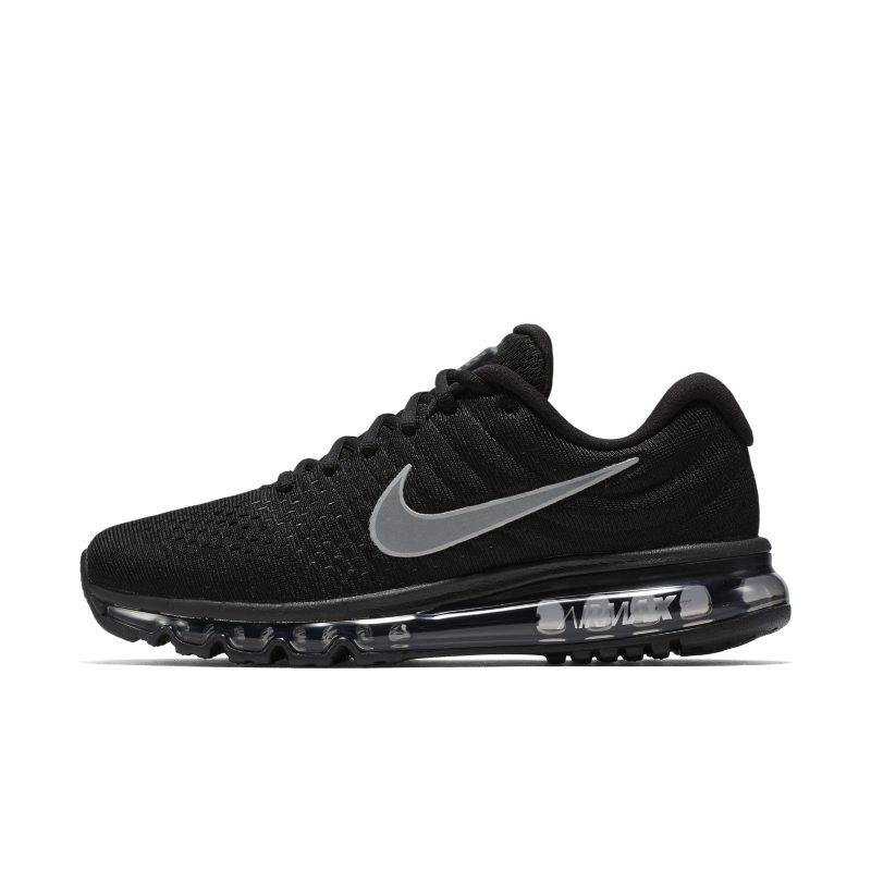Nike Nike Air Max 2017 Men's Running Shoe - Black SOLEHEAVEN