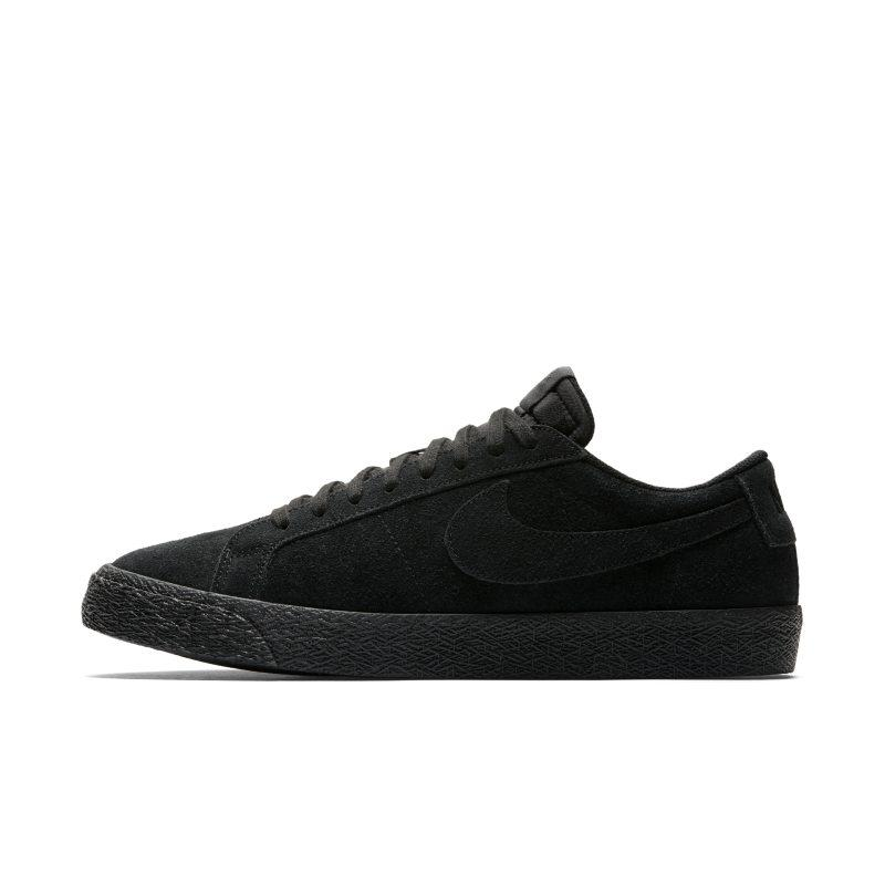 NIKE Nike SB Blazer Zoom Low Men's Skateboarding Shoe - Black SOLEHEAVEN