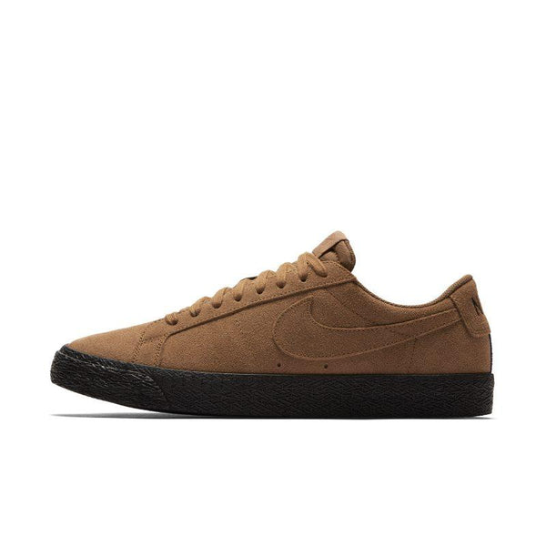 Nike SB Blazer Zoom Low Men's Skateboarding Shoe - Brown