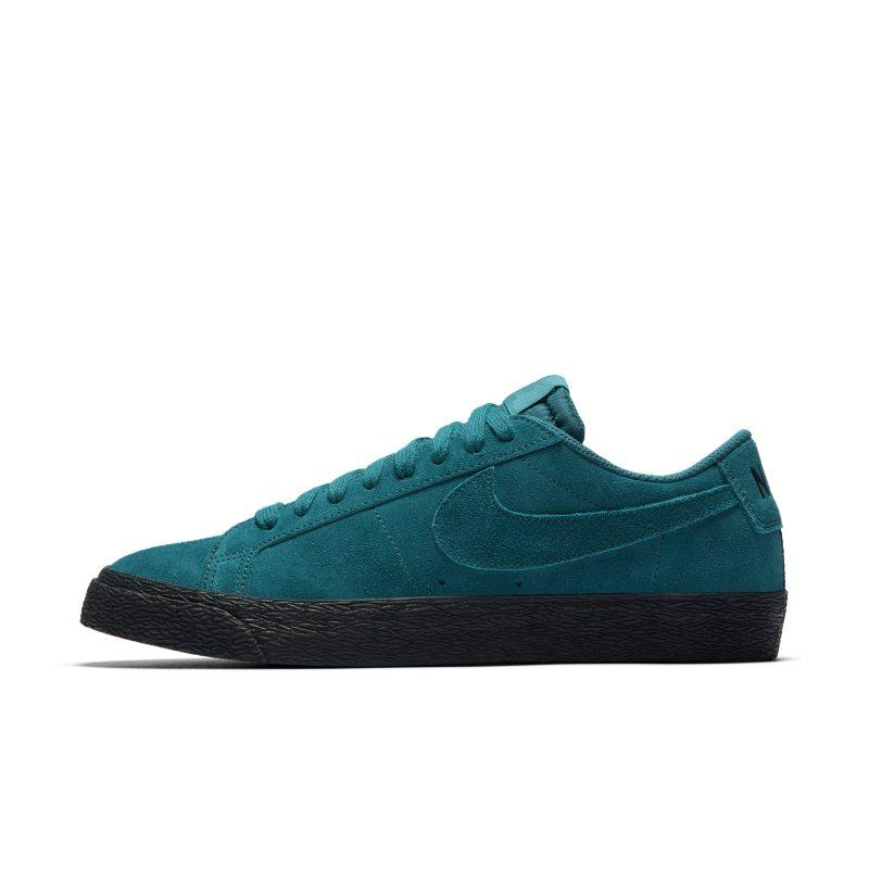 NIKE Nike SB Blazer Zoom Low Men's Skateboarding Shoe - Blue SOLEHEAVEN