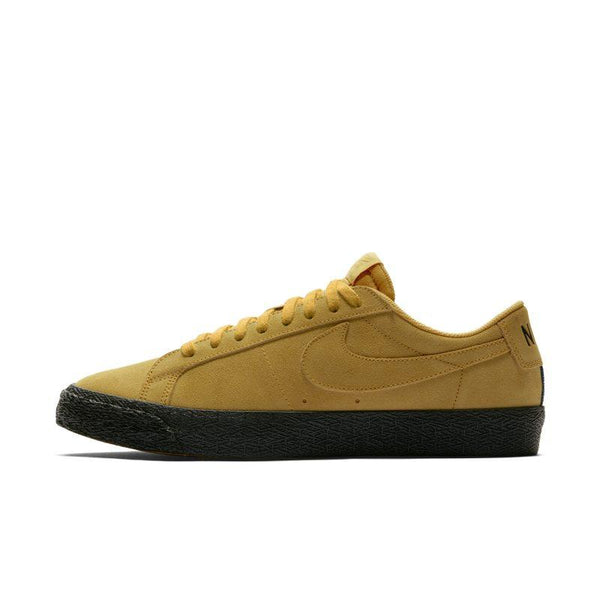 Nike SB Blazer Zoom Low Men's Skateboarding Shoe - Yellow