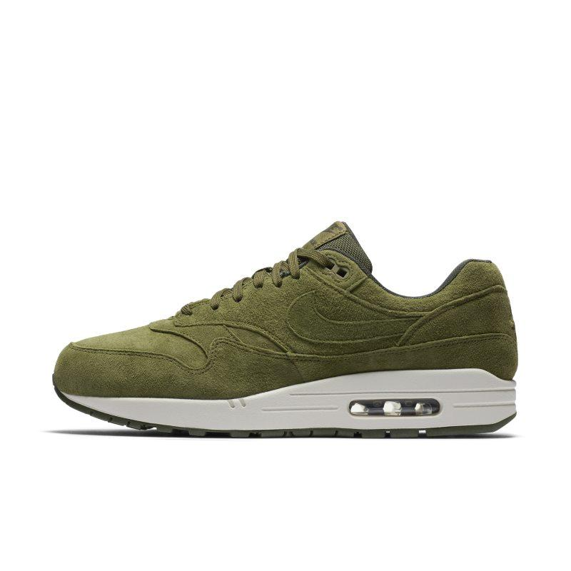 86f4ea00af Nike Nike Air Max 1 Premium Men's Shoe - Olive at Soleheaven Curated ...