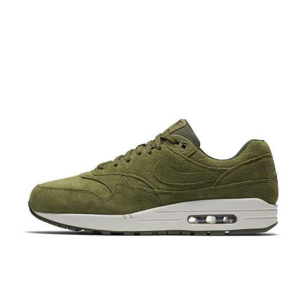 aeaa5ddfc0 Nike Nike Air Max 1 Premium Men's Shoe - Olive at Soleheaven Curated  Collections