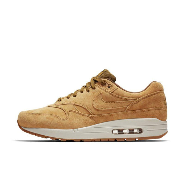 Nike Nike Air Max 1 Premium Men's Shoe - Brown SOLEHEAVEN