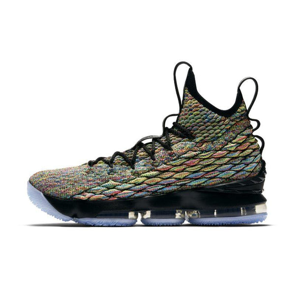 LeBron 15 Basketball Shoe - Multi-Colour