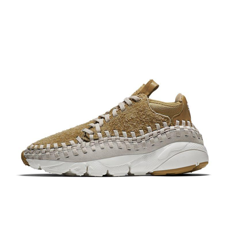 f2045c41d9 Nike Nike Air Footscape Woven Chukka QS Men's Shoe - Gold at ...