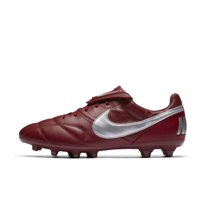 Nike Premier II Firm-Ground Football Boot - Red