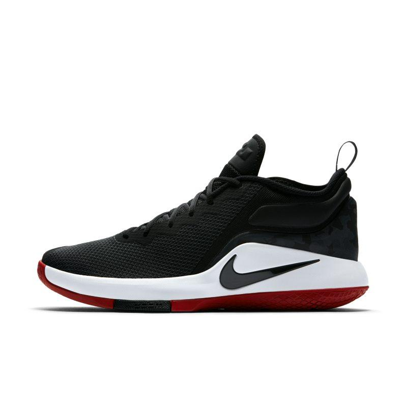 Nike LeBron Witness II Men's Basketball Shoe - Black SOLEHEAVEN