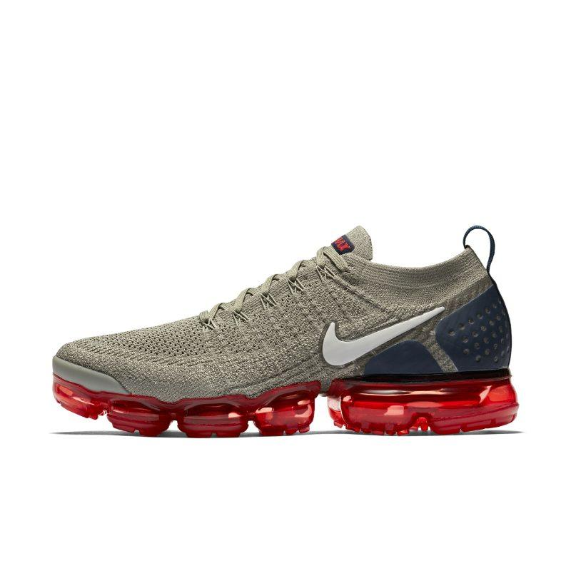 Nike Nike Air VaporMax Flyknit 2 Men's Running Shoe - Grey SOLEHEAVEN