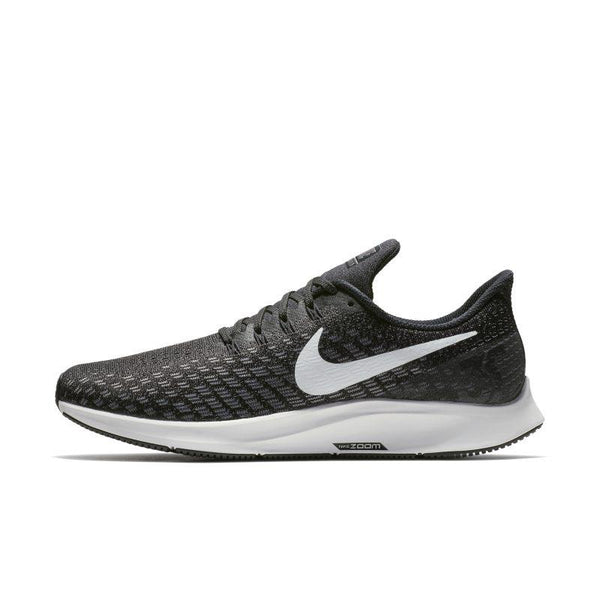 1734437cbca Nike Nike Air Zoom Pegasus 35 Men s Running Shoe - Black SOLEHEAVEN