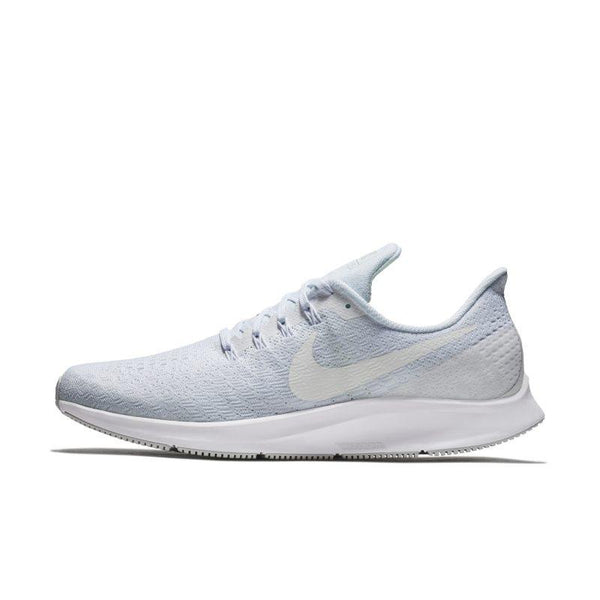 2ef450709b47 Nike Nike Air Zoom Pegasus 35 Men s Running Shoe - White SOLEHEAVEN