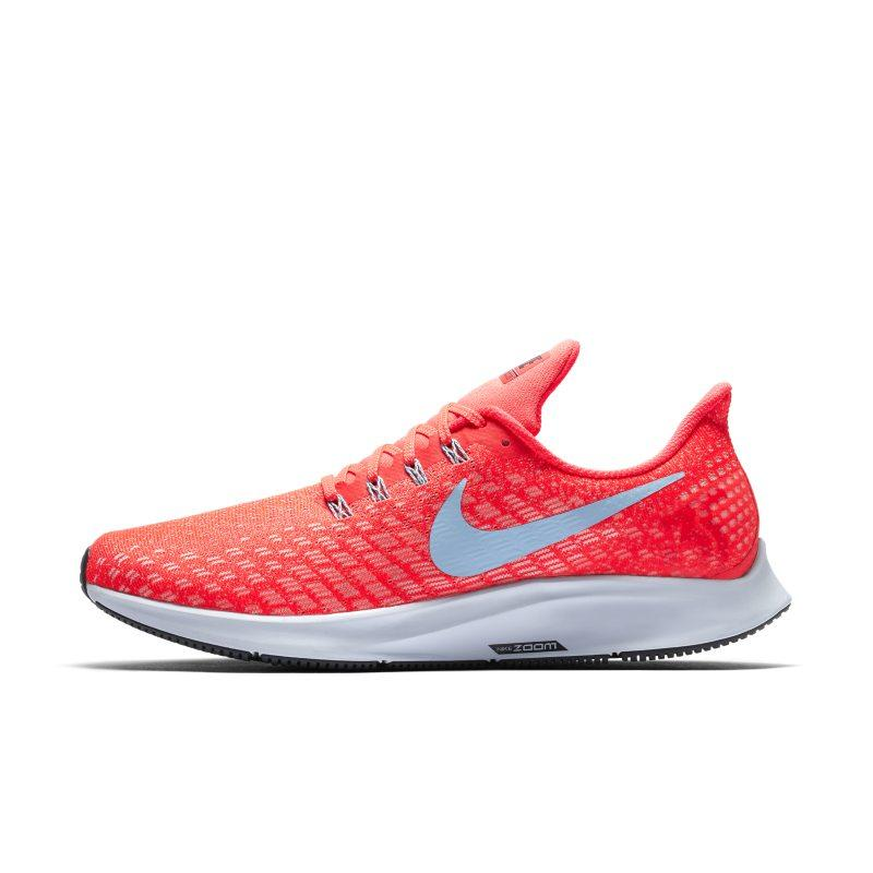 Nike Nike Air Zoom Pegasus 35 Men's Running Shoe - Red SOLEHEAVEN