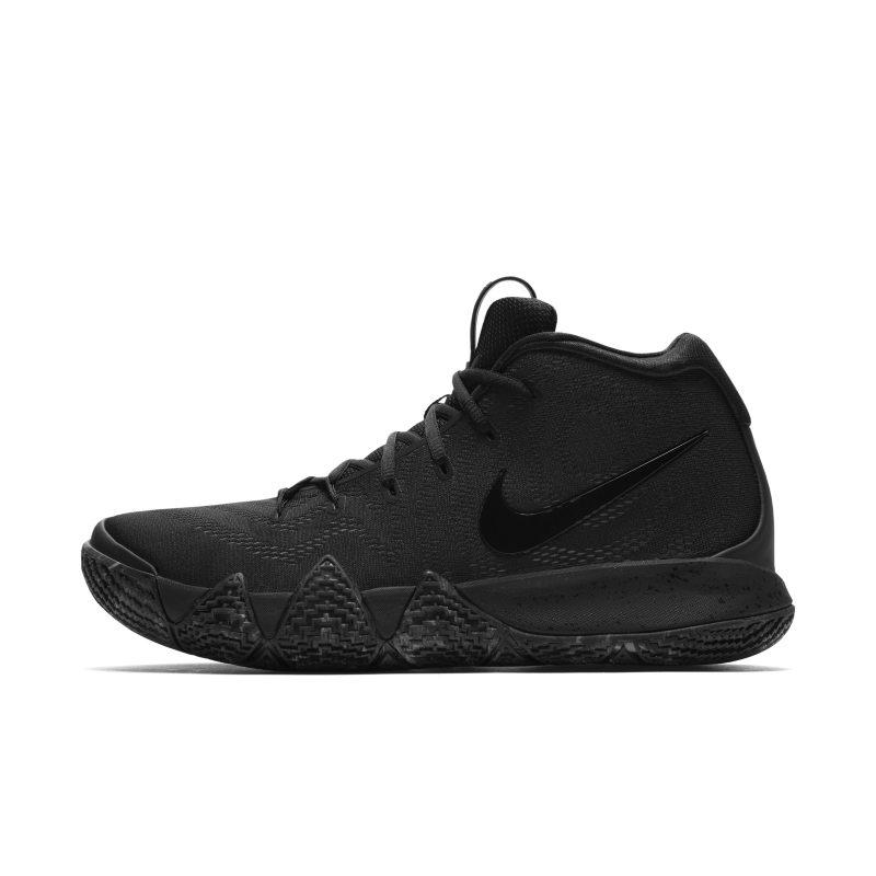 9ca70d02a34 Nike Kyrie 4 Basketball Shoe - Black at Soleheaven Curated Collections