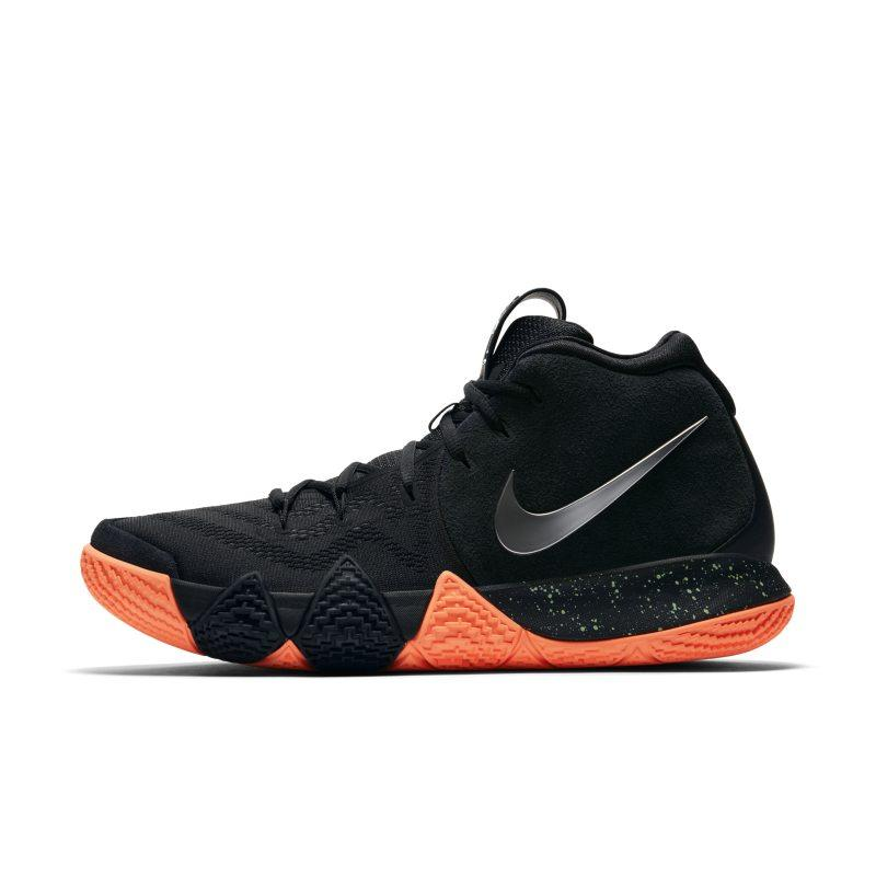 Nike Kyrie 4 Basketball Shoe - Black SOLEHEAVEN