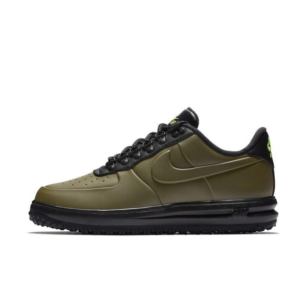 Nike Lunar Force 1 Duckboot Low Men's Shoe - Green
