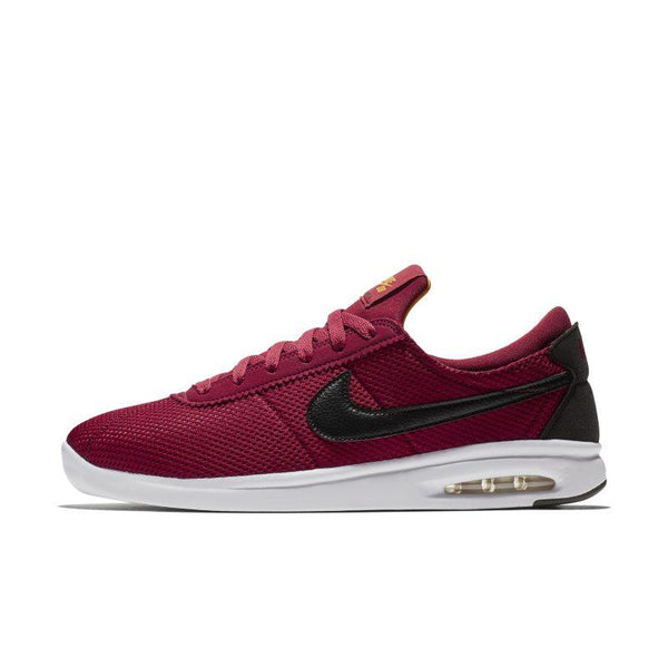 Nike SB Air Max Bruin Vapor Men's Skateboarding Shoe - Red