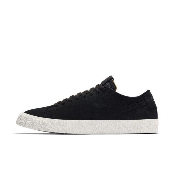 Nike SB Zoom Blazer Low Deconstructed Men's Skateboarding Shoe - Black