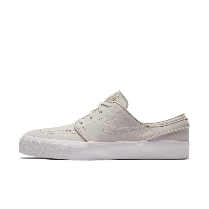 NIKE Nike SB Zoom Stefan Janoski High Tape Deconstructed Men's Skateboarding Shoe - Cream SOLEHEAVEN