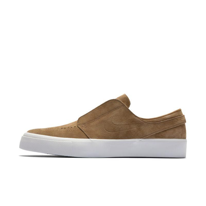 Nike SB Zoom Janoski HT Slip-on Men's Skateboarding Shoe - Brown