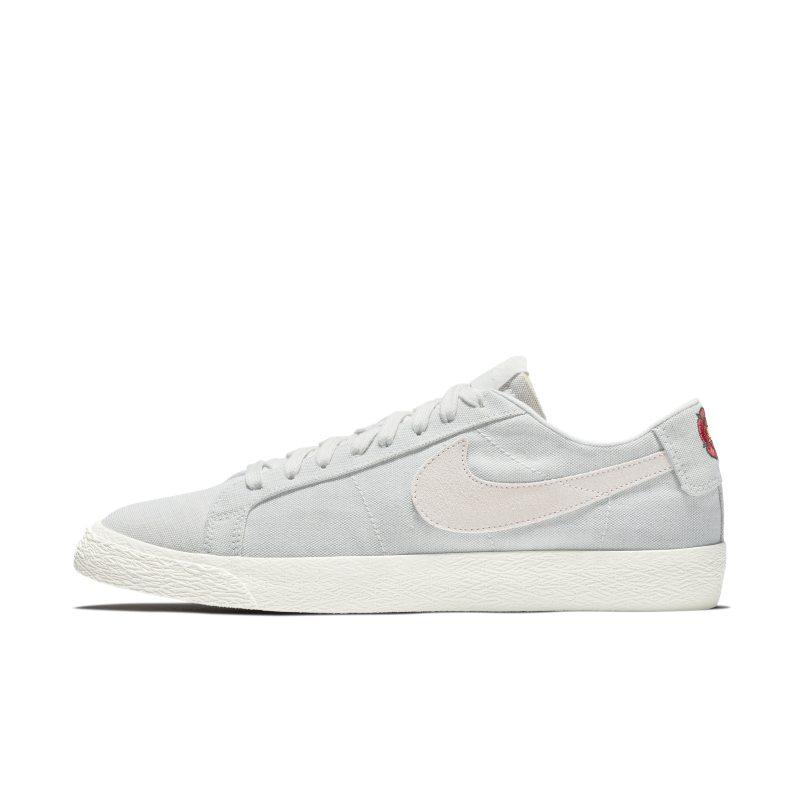 7a581b05d31 NIKE Nike SB Zoom Blazer Low Canvas Deconstructed Men s Skateboarding Shoe  - Cream SOLEHEAVEN
