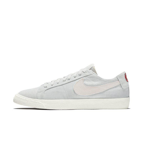Nike SB Zoom Blazer Low Canvas Deconstructed Men's Skateboarding Shoe - Cream