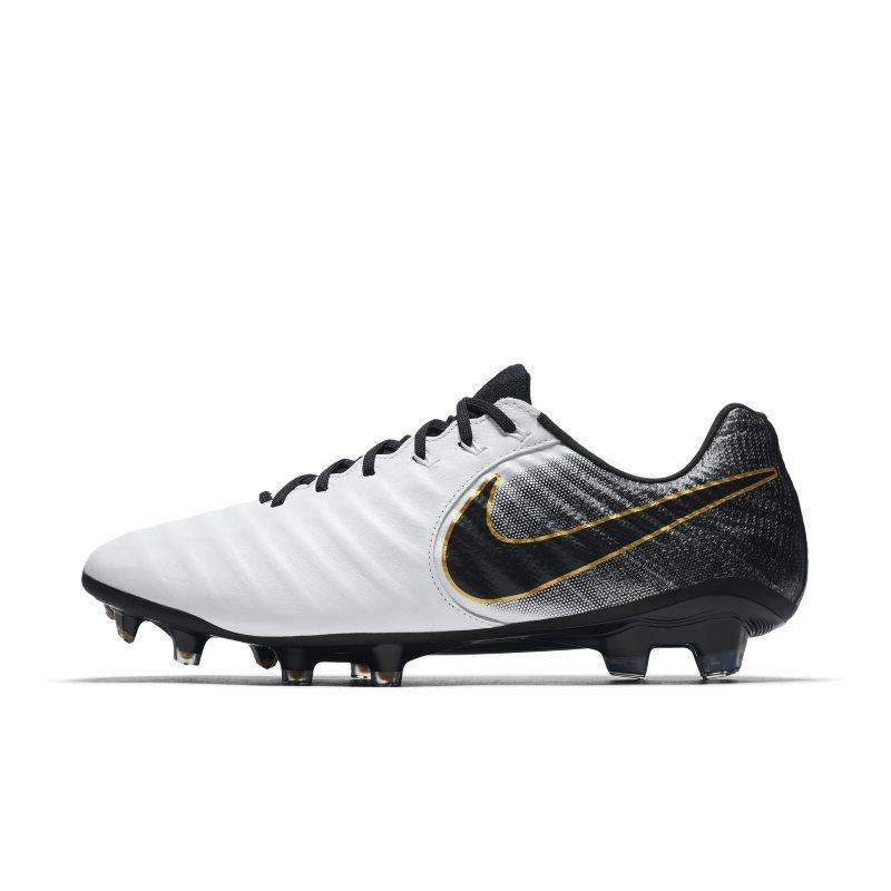 Nike Nike Tiempo Legend VII Elite Firm-Ground Football Boot - White SOLEHEAVEN