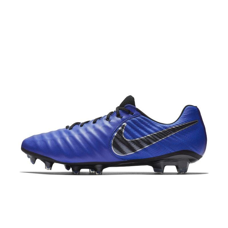 football boots Nike Nike Tiempo Legend VII Elite Firm-Ground Football Boot - Blue SOLEHEAVEN