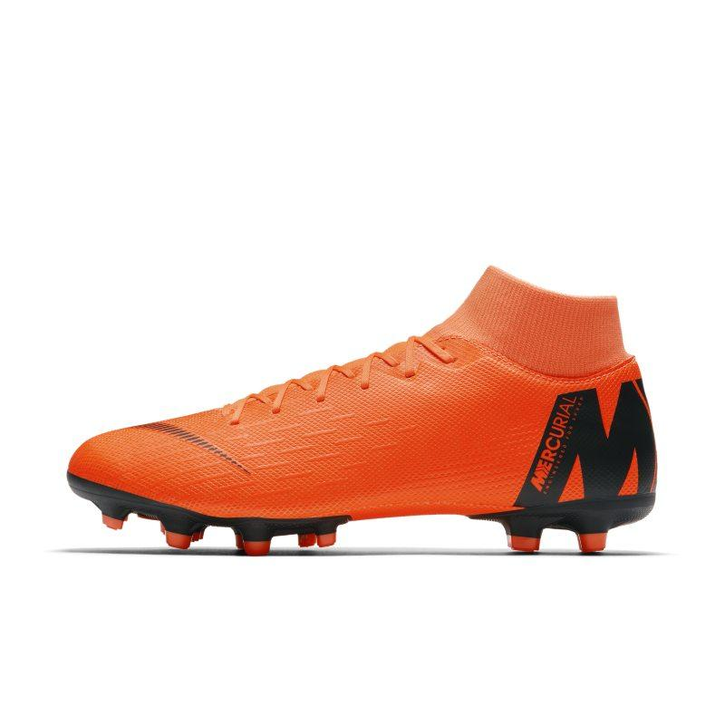 Nike Mercurial Superfly VI Academy MG Multi-Ground Football Boot - Orange