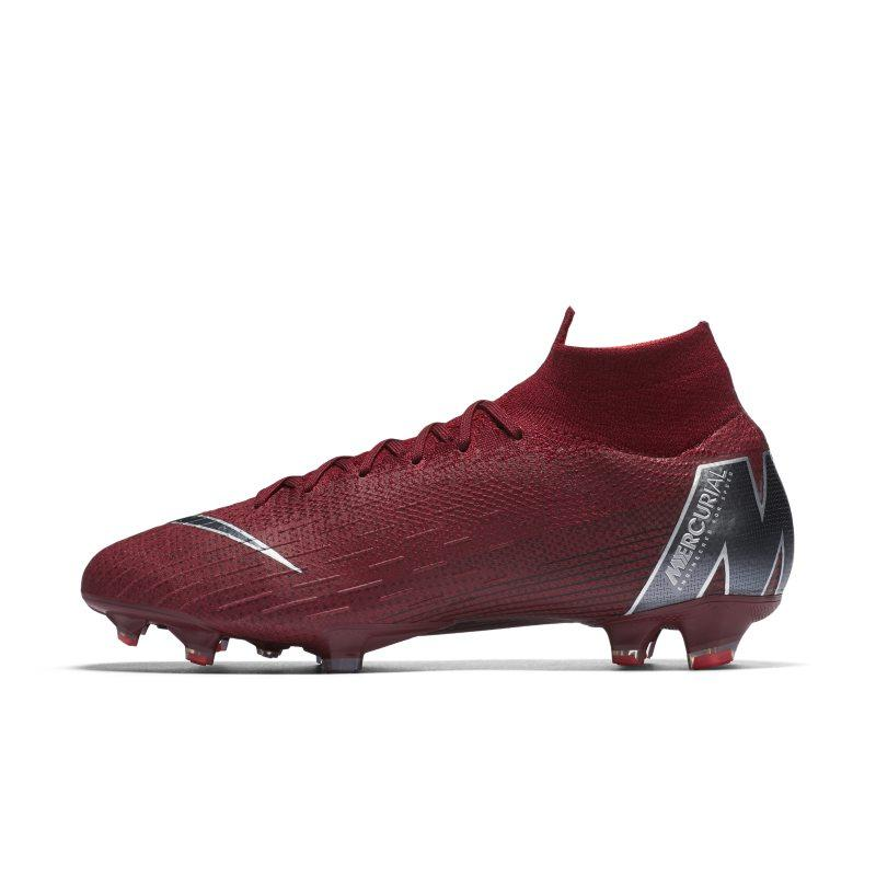 brand new f0dea 111d0 Nike Nike Mercurial Superfly 360 Elite Firm-Ground Football Boot - Red at  Soleheaven Curated Collections