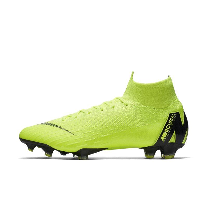best sneakers e3c37 ace3c Nike Mercurial Superfly 360 Elite Firm-Ground Football Boot - Yellow