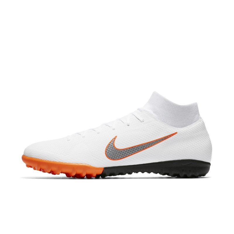 Nike Nike MercurialX Superfly VI Academy Just Do It Artificial-Turf Football Shoe - White SOLEHEAVEN