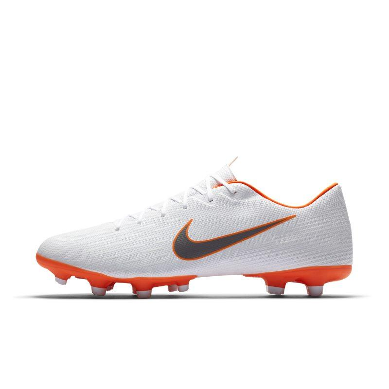 Nike Nike Mercurial Vapor XII Academy Just Do It Multi-Ground Football Boot - White SOLEHEAVEN