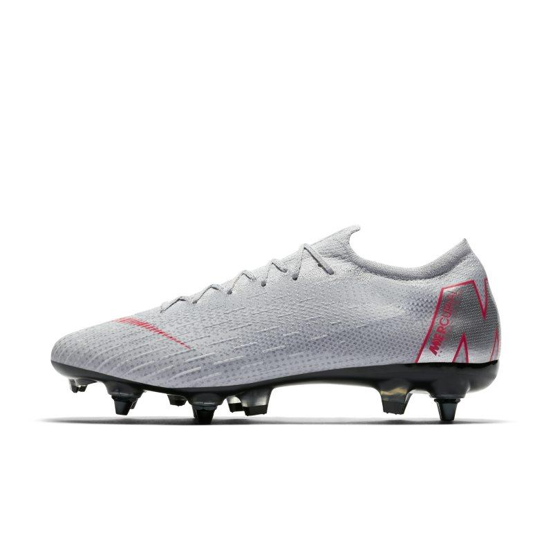 Nike Nike Mercurial Vapor 360 Elite SG-PRO Anti-Clog Soft-Ground Football Boot - Grey SOLEHEAVEN