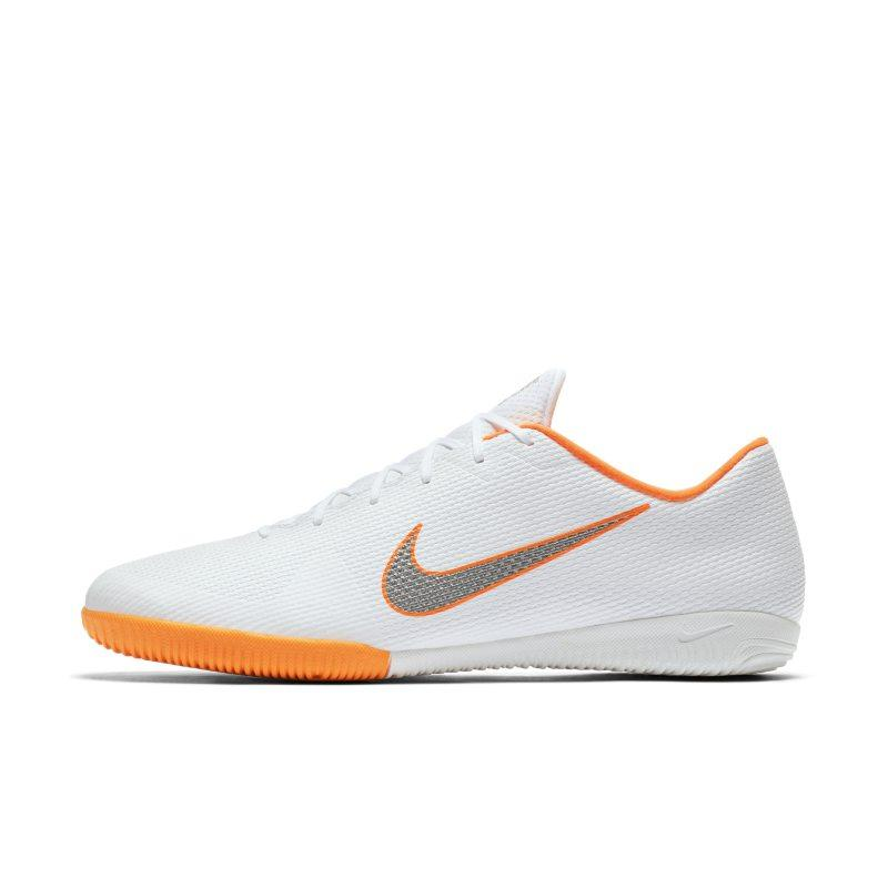 Nike Nike MercurialX Vapor XII Academy Just Do It Indoor/Court Football Shoe - White SOLEHEAVEN