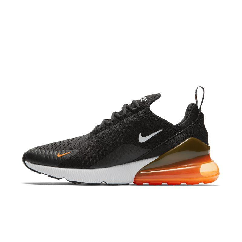 Nike Nike Air Max 270 Men's Shoe - Black SOLEHEAVEN