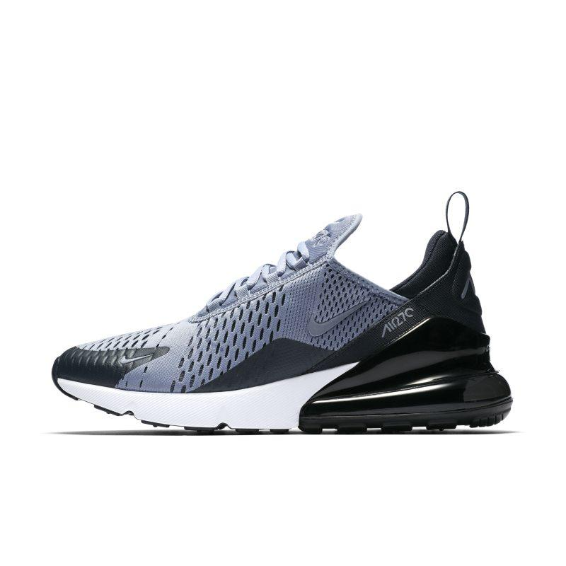 Nike Nike Air Max 270 Men's Shoe - Grey SOLEHEAVEN