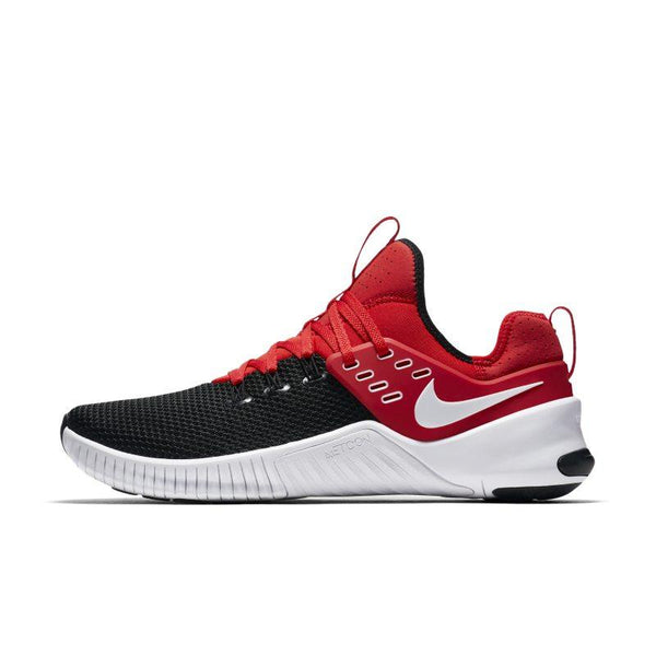 efefbded5f32 NIKE Nike Free x Metcon Training Shoe - Red SOLEHEAVEN