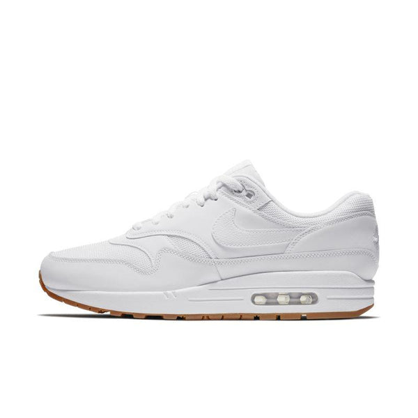 Nike Nike Air Max 1 Men's Shoe - White SOLEHEAVEN