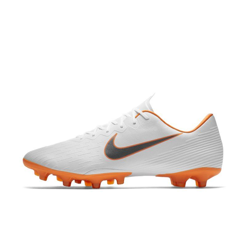 Nike Nike Mercurial Vapor XII Pro AG-PRO Artificial-Grass Football Boot - White SOLEHEAVEN