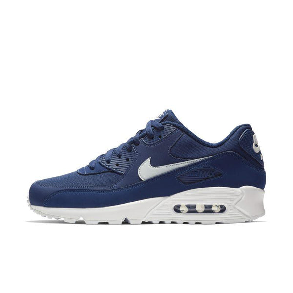 Nike Nike Air Max 90 Essential Men's Shoe - Blue SOLEHEAVEN