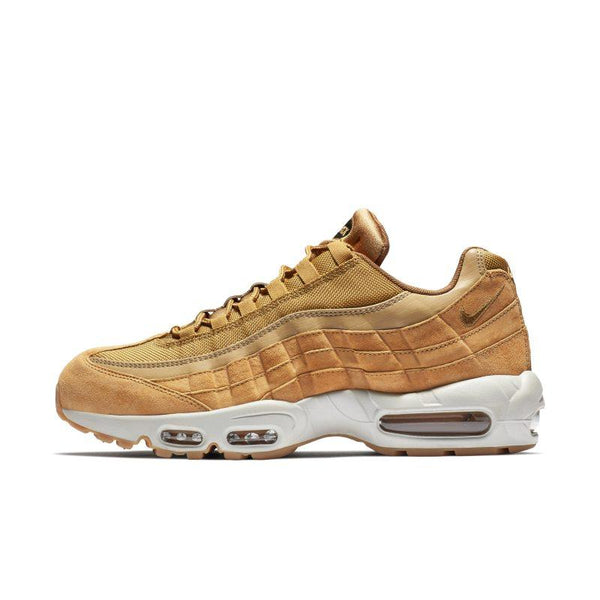 huge discount bef1e 8e8c1 Nike Nike Air Max 95 SE Men s Shoe - Brown SOLEHEAVEN