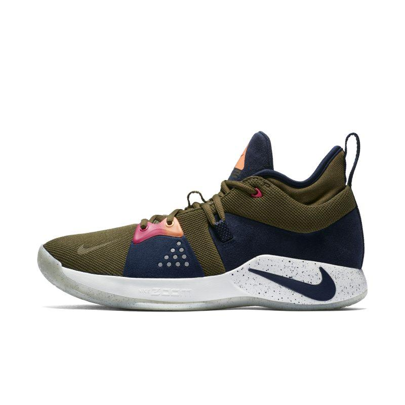 NIKE PG 2 Basketball Shoe - Green SOLEHEAVEN