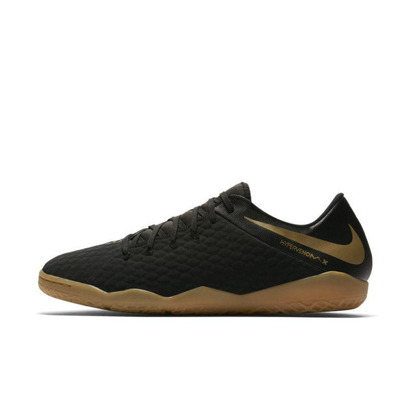 Nike HypervenomX Phantom III Academy IC Indoor/Court Football Shoe - Black