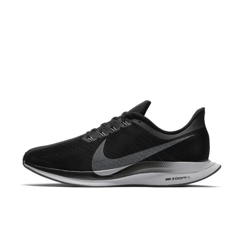 Nike Nike Zoom Pegasus Turbo Men's Running Shoe - Black SOLEHEAVEN