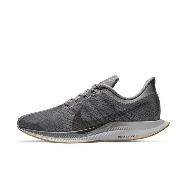 Nike Nike Zoom Pegasus Turbo Men's Running Shoe - Grey SOLEHEAVEN